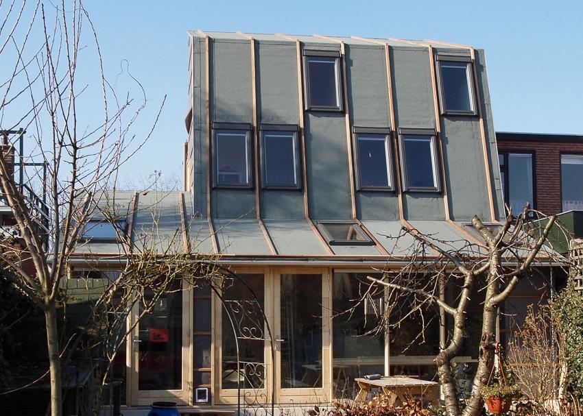 Uitbreiding woning gouda rijnsdorp - Idee huis uitbreiding ...