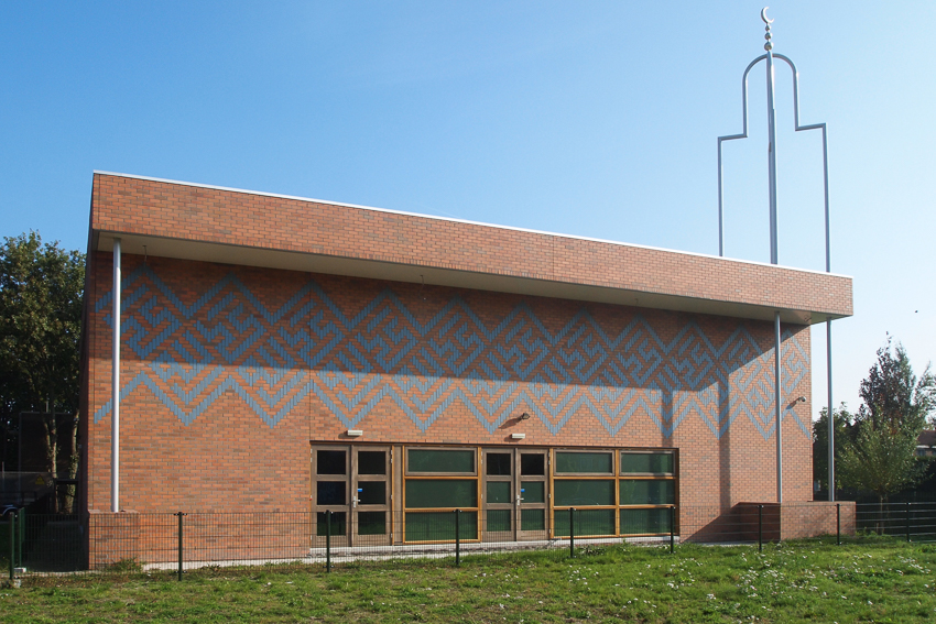Moskee Hillegom Rijnsdorp architect