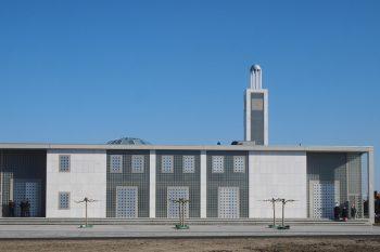 Gerard Rijnsdorp ontwerp Moskee Leiden