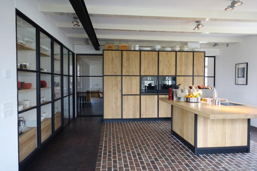 woon- eet- & keuken kamer - Rijnsdorp